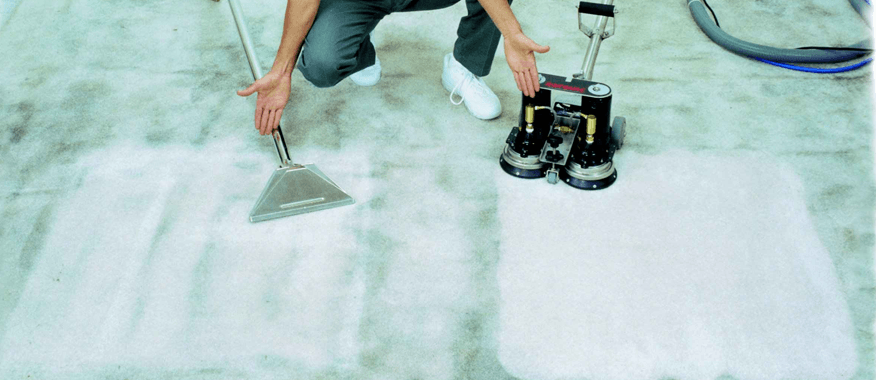 When you steam clean carpet, you saturate it with an excessive amount of water filled with soaps and detergents. This results in carpets that remain wet for ...